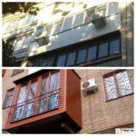 Балконы от Малета