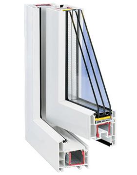 Рехау пластиковые окна Е 60