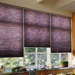Рулонные шторы на окна тканевые